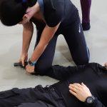 Coraz częściej spotykają się z agresją. Ratownicy medyczni przeszli kurs samoobrony