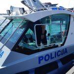 Wieczór kawalerski zakończony na policyjnej łódce. Nietypowa interwencja wodniaków na Jeziorze Ełckim