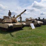 Trwają wojskowe manewry Bull-Run 12. Szef MON przekaże sprzęt 15. Giżyckiej Brygadzie Zmechanizowanej