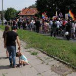 Ulicami Olsztyna przeszły Marsz Równości i Marsz w Obronie Dzieci