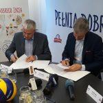 Indykpol nadal będzie Sponsorem Tytularnym olsztyńskich siatkarzy