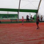 W Ełku otwarto kryte korty tenisowe. Inwestycja pochłonęła ponad 2 miliony złotych