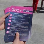 Trwa kampania informacyjna 500 plus. Urzędnicy odwiedzają powiaty działdowski i bartoszycki