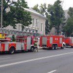 Fałszywy alarm pożarowy w Teatrze im. Stefana Jaracza w Olsztynie