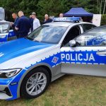 Sportowe BMW trafiły do garnizonu policji. Swój pierwszy test przejdą jutro podczas Rajdu Polski w Mikołajkach