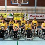 Koszykarze AKS OSW Olsztyn kolejny sezon spędzą w II lidze