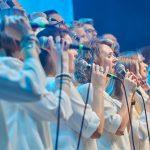 Prawie stu uczestników Olsztyńskich Warsztatów Gospel. Wieczorem koncert finałowy w amfiteatrze