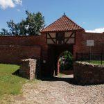 Średniowieczne mury obronne w Pasłęku zostaną wyremontowane. Koszt inwestycji to prawie 9,5 mln złotych