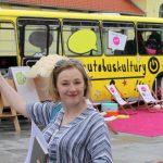 Autokar pełen niespodzianek. Na ulice Olsztyna wyrusza dziś pierwsze w kraju mobilne centrum kultury