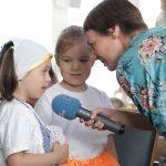 Huczne świętowanie Dnia Dziecka. Wojewódzkie obchody z udziałem przedszkolaków i uczniów z Olsztyna