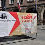 Uroczysta sesja rady miasta, wyjątkowa wystawa i degustacja warmińskiego przysmaku. Olsztyn świętuje rocznicę 4 czerwca 1989