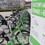 Udany sezon rowerowy w Olsztynie