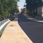 Otwarcie wiaduktu w Ostródzie coraz bliżej. Zostały ostatnie prace wykończeniowe