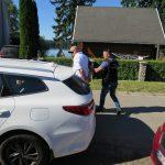 Cios w mafię paliwową! Funkcjonariusze z Warmii i Mazur pomogli zatrzymać 6 osób