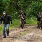 Pościgi, patrole, zatrzymania. 1,5 tysiąca żołnierzy bierze udział w manewrach Dragon 19