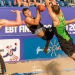 Mistrzostwa Europy w plażowej piłce ręcznej. Seniorzy rozpoczęli zmagania w Starych Jabłonkach. Jak wypadli Polacy?