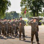 Polscy żołnierze wrócili z misji NATO. Trzon kontyngentu stanowili wojskowi z Giżycka