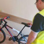 Działał w kilku miastach. 20-letni złodziej rowerów w rękach policji
