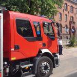 Granat w olsztyńskiej Komendzie Miejskiej Policji. Z budynku ewakuowano 43 osoby