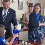 13-latka uratowała tonącą dziewczynkę. Wojewoda: Jestem pełen uznania dla postawy Natalki
