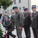 Jubileusz 15. Giżyckiej Brygady Zmechanizowanej. Na placu stanął pomnik patrona Zawiszaków