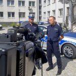 Drżyjcie piraci drogowi. Policyjny zespół  Speed rozpoczyna patrolowanie warmińsko-mazurskich dróg