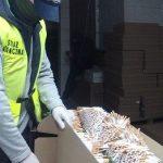 Międzynarodowa grupa przestępcza rozbita. Handlowali nielegalnymi papierosami na ogromną skalę