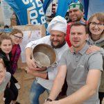 EKO Misji Radia Olsztyn rozpoczęta! Nasze ekologiczne miasteczko odwiedziło dziś Mikołajki