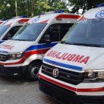 Dobre wieści dla mieszkańców Kętrzyna. Szpital powiatowy ma nowe karetki