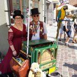 Mają korby, piszczałki oraz miechy i grają wspaniałe melodie. Na olsztyńskim Starym Mieście można było słuchać katarynek