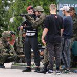 Kilkudziesięciu ochotników podjęło wojskowe wyzwanie w 9. Warmińskim Pułku Rozpoznawczym
