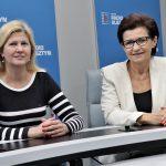 I. Arent (PiS) i A. Wasilewska (PO) zgodne: Nowy Dworzec PKP w Olsztynie potrzebny od zaraz