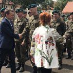 """Nowe pojazdy typu RAK w 15. Giżyckiej Brygadzie Zmechanizowanej. """"Wojsko Polskie musi być wyposażone w najnowocześniejszy sprzęt"""""""