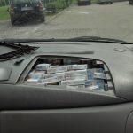 Przemyt za prawie 50 tysięcy złotych. 52-latek zatrzymany przez funkcjonariuszy Straży Granicznej