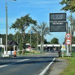 Utrudnienia na przejściu granicznym w Gronowie. Dziś straż graniczna radzi omijać to przejście