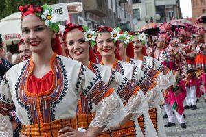 Międzynarodowe Dni Folkloru, Olsztyn, folklor