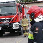 Nowe samochody dla strażaków-ochotników. Pojazdy trafią do 18 jednostek na Warmii i Mazurach