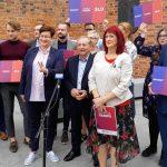 Lewicowe partie z Warmii i Mazur wspólnie przygotują się do wyborów. Liczą na trzy mandaty