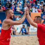 Mistrzostwa Europy w plażowej piłce ręcznej wchodzą w decydującą fazę