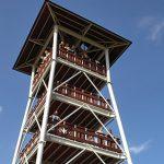 Wieża widokowa atrakcją jednego z osiedli w Ełku
