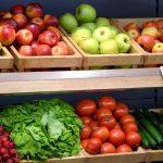 Kolor warzyw i owoców ma znaczenie?