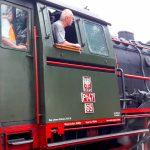 Podróż do przeszłości. Historyczne pociągi z zabytkowymi parowozami na torach Warmii i Mazur
