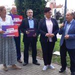 """Poznaliśmy """"jedynkę"""" Lewicy w wyborach do Sejmu"""