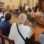 Polacy z Białorusi zacieśniają więzi z ojczyzną. Grupa odwiedziła dziś Olsztyn
