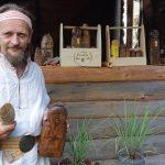Kazimierz Abramczyk – rzeźby z duchem Ziemi