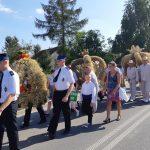 Wicewojewoda wziął udział w dożynkach gminnych w Jelonkach