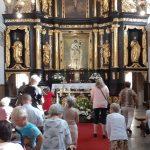 Tłumy pielgrzymów przybyły do Stoczka Klasztornego