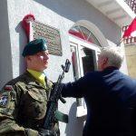 W Wydminach upamiętniono bohatera walk o Westerplatte