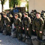 Najpierw egzamin sprawnościowy, potem umundurowanie i broń. Rusza szkolenie rekrutów do Wojsk Obrony Terytorialnej