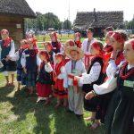 Miłośnicy kultury ludowej przyjechali do Węgorzewa. Zakończył się Międzynarodowy Jarmark Folkloru